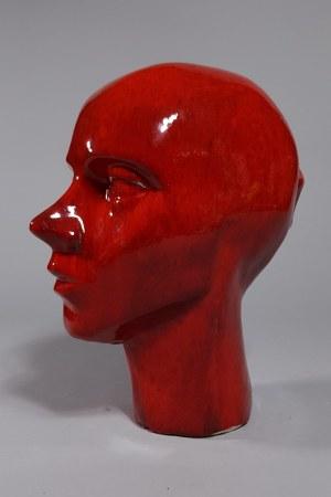 Jakub Niewdana, Głowa ceramiczna