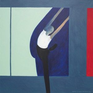 Wanda Badowska - Twarowska, The Green (2), 2014
