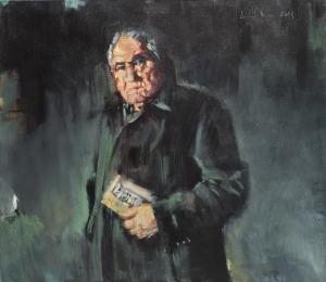 Michał Baca, Portret czytelnika, 2014