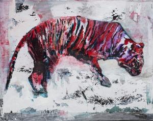 Monika Solorz, Czerwony tygrys, 2016