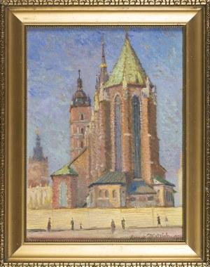 Henryk Dietrich, KOŚCIÓŁ MARIACKI W KRAKOWIE
