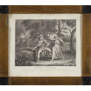 Giovanni Battista Cipriani, Henryk II i Rozamunda z cyklu Historia Anglii