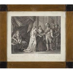Giovanni Battista Cipriani, Henryk V i Karol VI z cyklu Historia Anglii