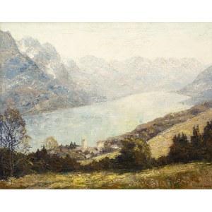 Otto Eduard PIPPEL, Widok na jezioro