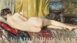 Tony BINDER (1868 - 1944), Akt kobiecy, 1920