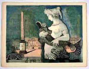 Alicja HALICKA (1895 - 1975), Bez tytułu, 1955