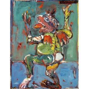Eugeniusz MARKOWSKI (1912 - 2007), Diavoletto, lata 80. XX w.