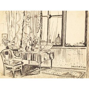 Jerzy JANISCH (1901 - 1962), Bez tytułu