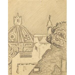 Jerzy JANISCH (1901 - 1962), Bez tytułu, 1943