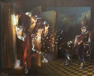 Tomasz SĘTOWSKI (ur. 1961), Bajka z cyklu Światło i cień