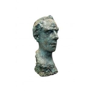 Adam MYJAK (ur. 1947), Portret X, nd.
