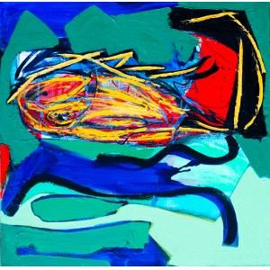 Urszula WILK (ur. 1960), Kompozycja, 1994