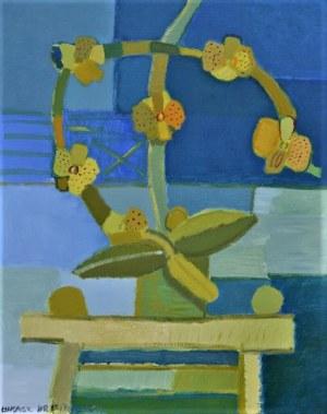 Łukasz Breitenbach (ur. 1988), To nie jest kwiat, 2018
