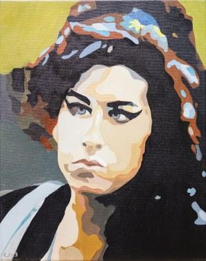 Paweł Dąbrowski (ur. 1974), Amy Winehouse, 2013