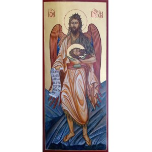 Zofia Dobrzańska, Jan Chrzciciel (Anioł Pustyni)