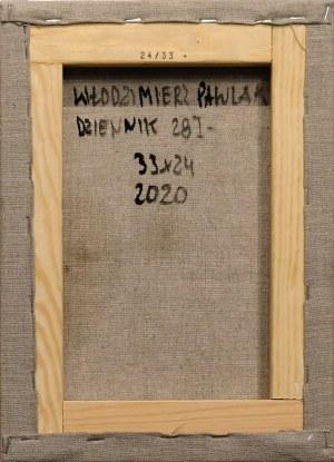 Włodzimierz Pawlak, Dziennik 28 I, 2020