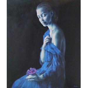 Katarzyna Szydłowska, Dziewczyna z anemonem, 2020