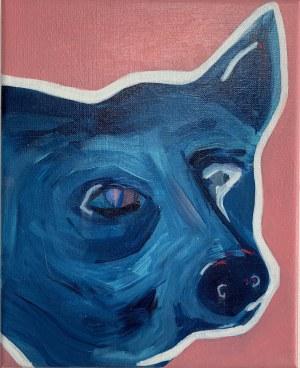 Irma Tylor, Blue dog