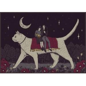 Maryjka Babiak, Sen o wielkim kocie