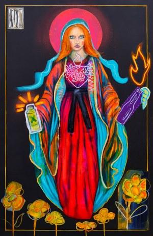 Wojciech Brewka, Flames of Love, 2020