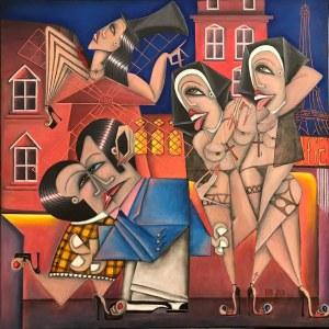 Robert Jadczak, Siostry z Moulin Rouge, 2020