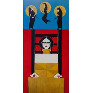 Artur Smoła, Krzesło łaski, 2020
