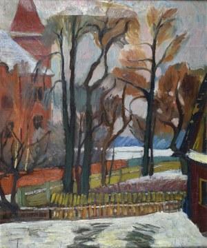 Marian NIŻYŃSKI (1910-1943), Pejzaż