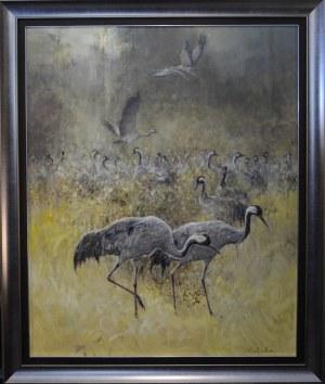 Daniel Pielucha - UROCZYSKO 100 x 80 cm.