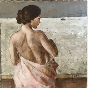 Monika Krzakiewicz - *** 50 x 50 cm.