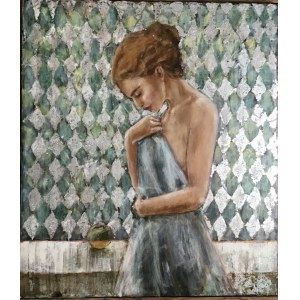 Monika Krzakiewicz - *** 70 x 80 cm.