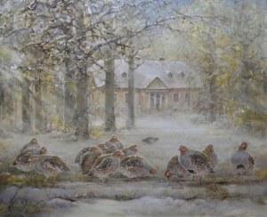 Daniel Pielucha - DWÓR 100 x 130