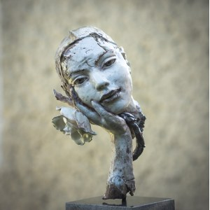 Joanna Bruździńska - LEWITACJA 45 cm.