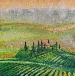 Natasza Mirak (ur. 1976), Słodkie włoskie winogrona, 2020