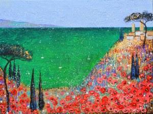 Alicja Kappa (ur. 1973), Szmaragdowa zatoka, 2020