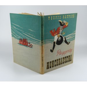 [dla dzieci] GAUTIER Teofil - Przygody barona Munchhausena. Ilustracje Gustawa Dore