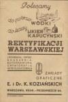 Informator dla przyjeżdzających do Warszawy na II Zjazd Polaków z Zagranicy