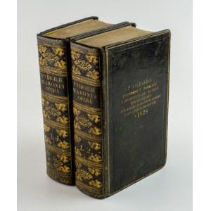 [Wergiliusz] PUBLIUS VIRGILIUS MARO - Dzieła (4 tomy)