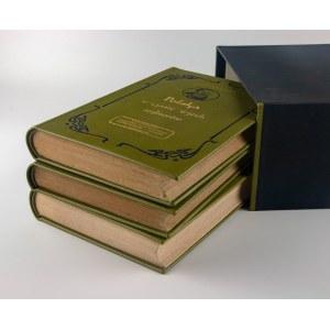 KRASZEWSKI Józef Ignacy - Polska w czasie trzech rozbiorów 1772-1799. Studya do historyi ducha i obyczaju (3 tomy)