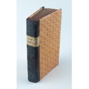 Zbiór mów różnych w czasie sejmu sześcioniedzielnego roku 1780 mianych [Wilno]