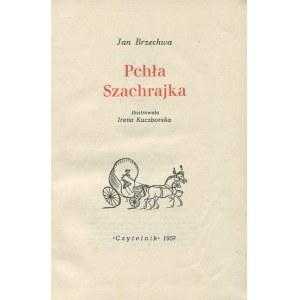 [dla dzieci] BRZECHWA Jan - Pchła Szachrajka [AUTOGRAF]
