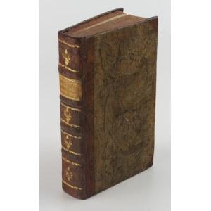 GOLAŃSKI Filip - O wymowie i poezyi oraz (NOWACZYŃSKI Tadeusz) - O prozodyi i harmonii 1786 / 1781