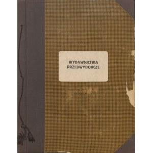 [wybory 1947] Propagandowe wydawnictwa przedwyborcze