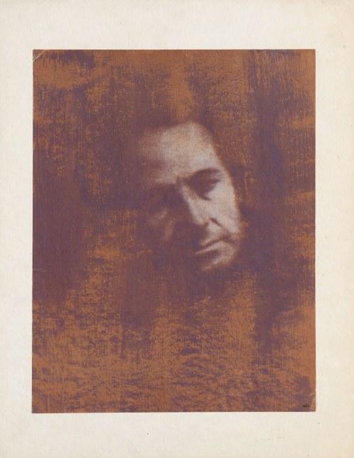 fot. artystyczna 13. DEDERKO Witold - Portret Andrzeja Wajdy [lata 60. XX w.?]