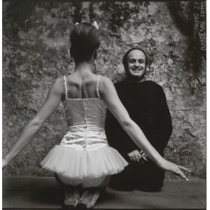 fot. artystyczna 23. ROLKE Tadeusz - Piotr Skrzynecki, Kraków [1966]