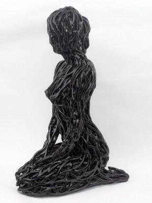 Zbigniew Blajerski (ur. 1983), Siedząca (S Black), 2017