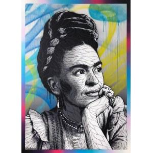 Michał Mąka (ur. 1989), Frida, 2020