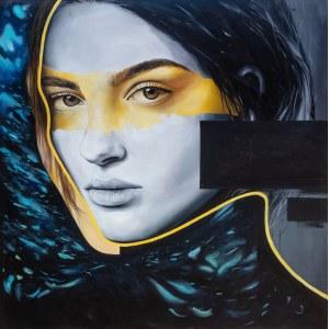 Monika Wyrwicka (ur. 1985), GoldenEye, 2019