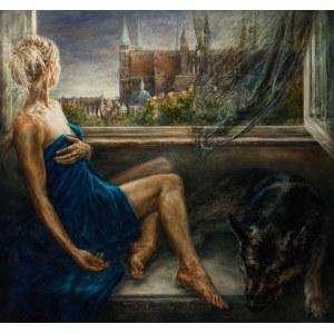 Sandra Arabska (ur. 1977), Bez tytułu, 2020