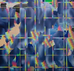 Wawrzyniec Reichstein (ur. 1977), Online - measurements of a day, 2020