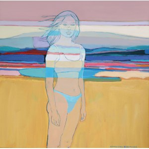 Agnieszka Borkowska (ur. 1978), It's so quiet, 2020